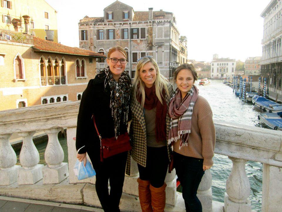 Gonzaga Students enjoying study abroad